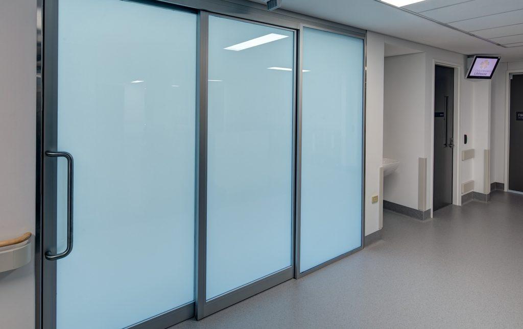 Szkło<br>prywatne